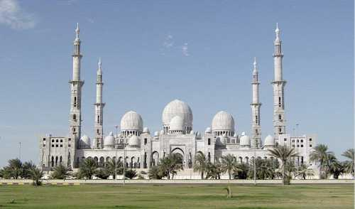 Abu Dhabi sem Sex (just the City)