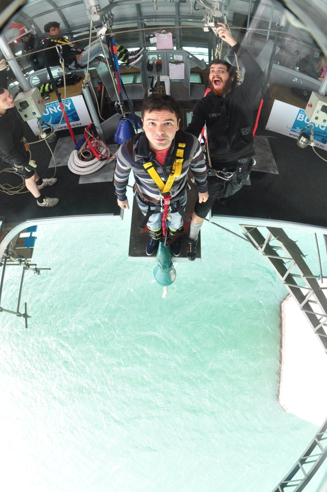 Auckland Ponte Bungee Jumping