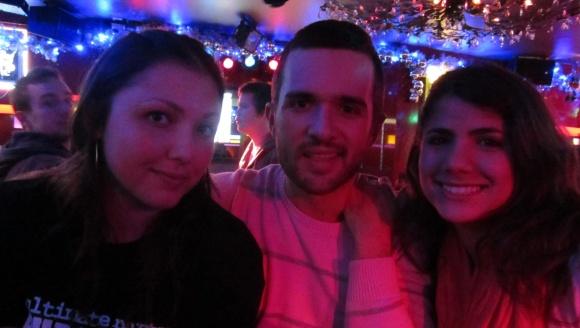 As três marias que fui encontrar em Amsterdam