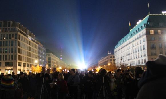 projecao festival de lights