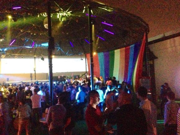 festa gay em dubai