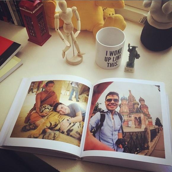 printastic livro de fotos